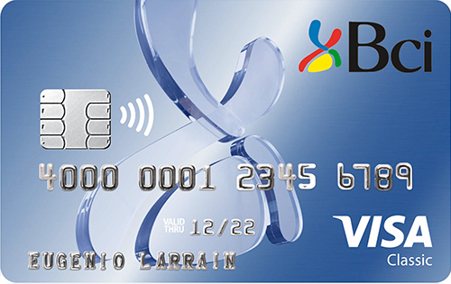 tarjeta Plan Bci Independiente Visa