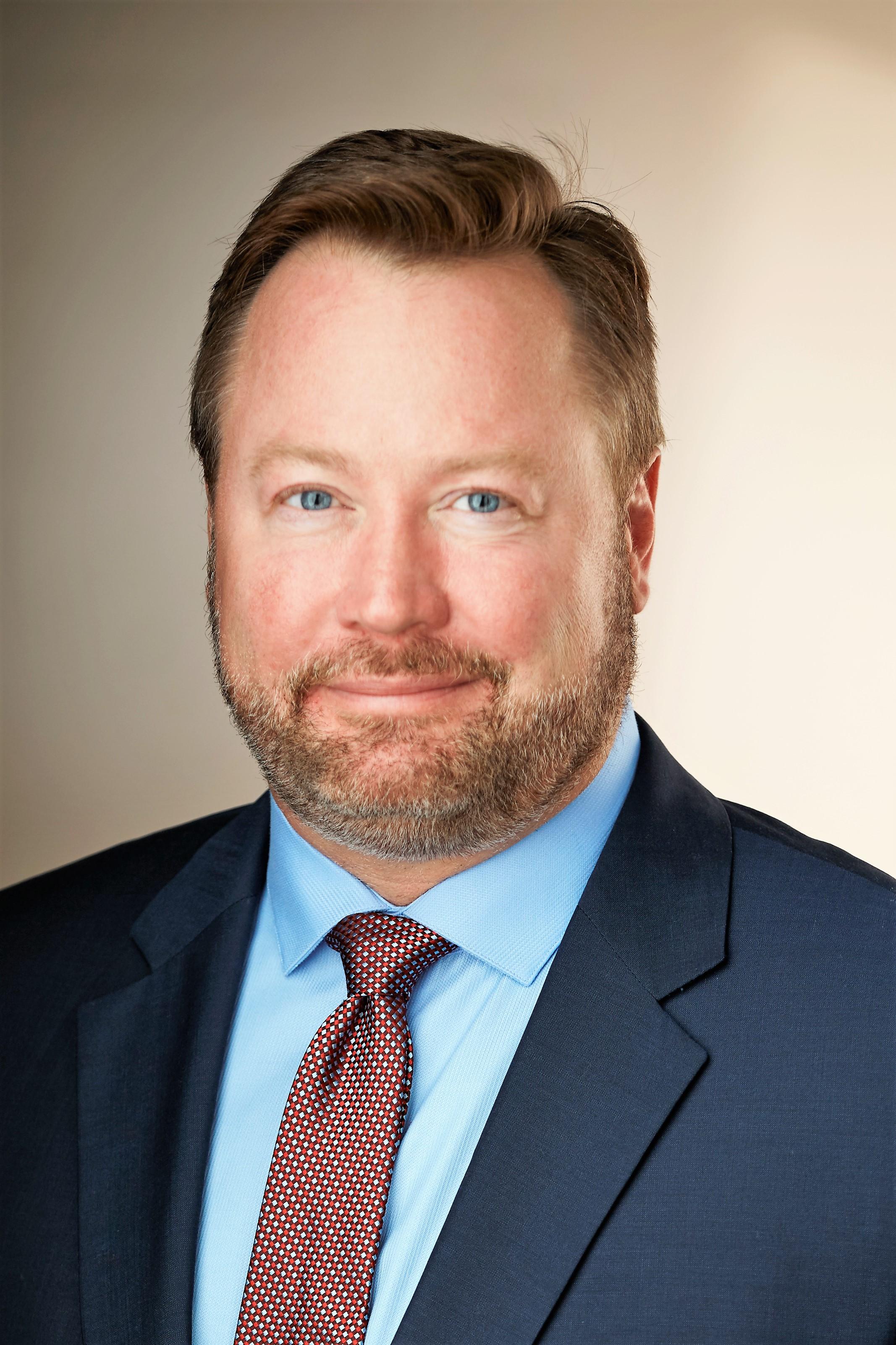 Andrew Barrett, CEO