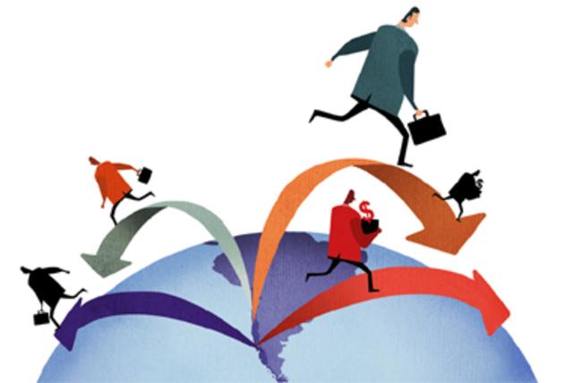 Inversores chilenos van por los mercados emergentes