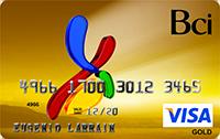 tarjeta Plan Bci Clásico Visa Gold