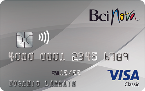 Tarjeta Visa Bci Nova