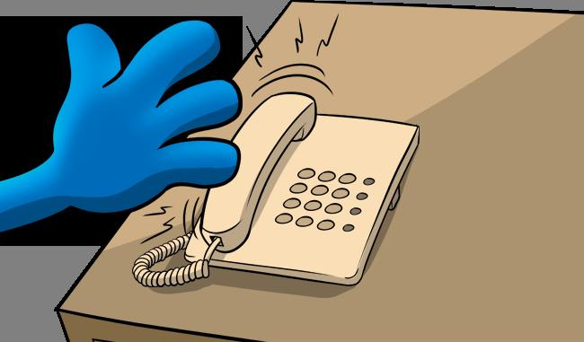 Monologo Telefono