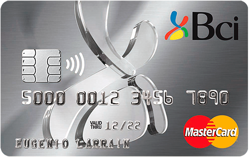 tarjeta Plan Bci Premier MAstercard