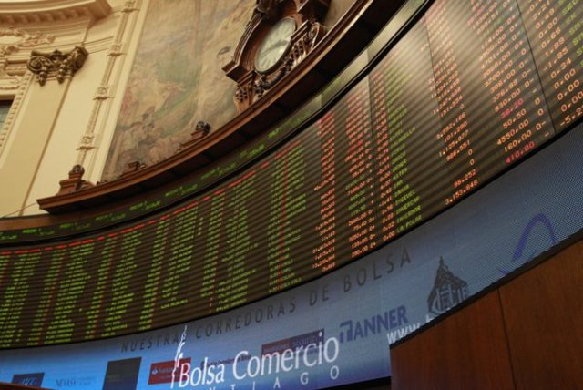 Bolsa de Santiago como la espuma: completó su mejor racha ganadora en casi cuatro años