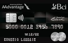 tarjeta Bci Mastercard AAdvantage Black