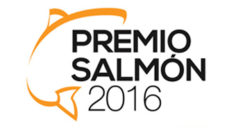 Logo Premio Salmón 2016