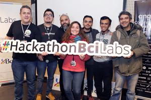 Ganadores de Hackathon BciLabs viajarán a Silicon Valley.