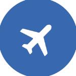 íconos de programas de viajes Bci
