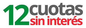 Logo 12 cuotas