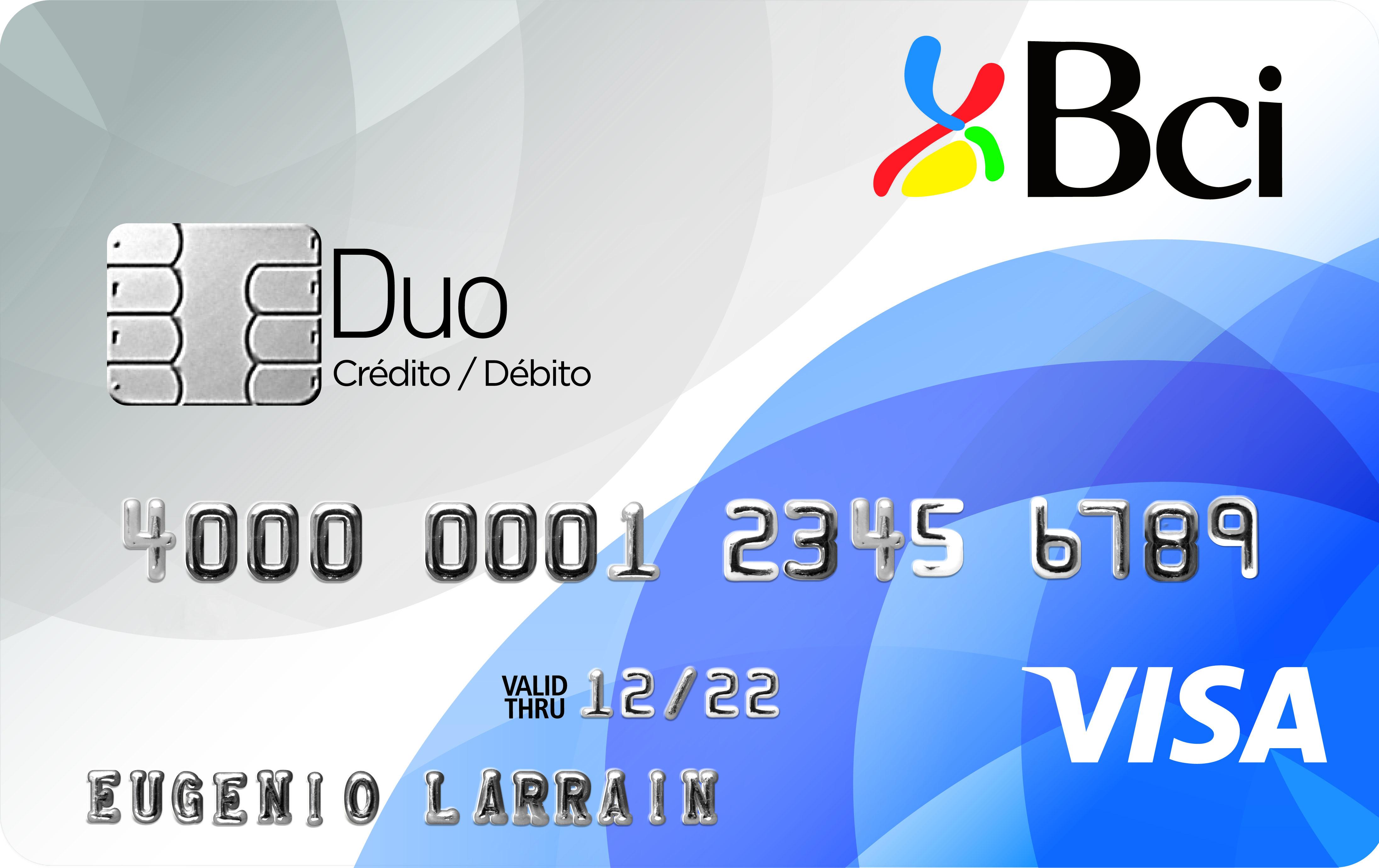 tarjeta Plan Bci Universitario Visa