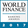 World Finance Banking Awards 2017