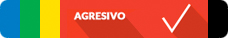 Logo Perfil Agresivo